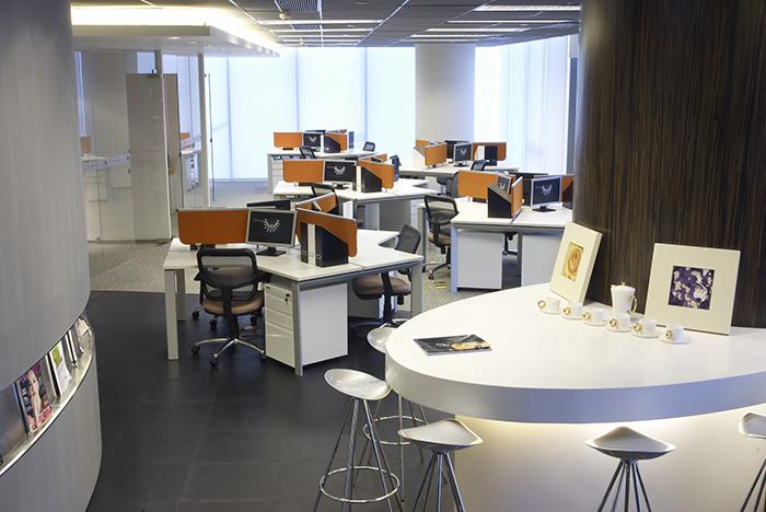 隆泰金融投资有限公司办公室装修设计