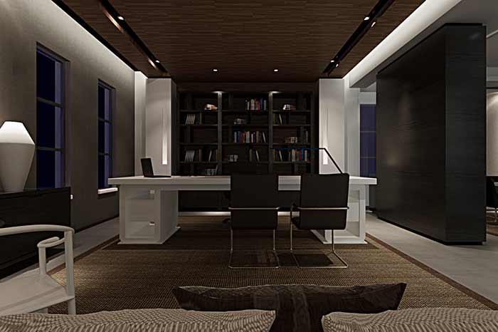 精典创意办公室装修设计